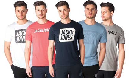 Jack and Jones Men's Heather or Roque TShirt
