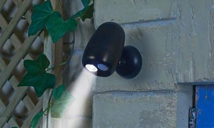 Fino a 4 lampade LED senza fili con sensore di movimento