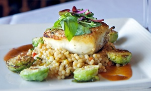360 Bistro: Upscale American Cuisine at 360 Bistro (Up to 45% Off). Two Options Available.