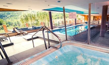 Circuito spa para 2 personas con opción a masaje desde 14,99 € en Figuerola Resort And Spa