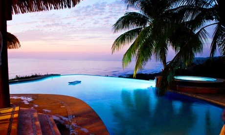 3, 4, 5, 6, 7-Night Adults-Only Stay for Two with Adventure Package at Vista de Olas in Costa Rica; Air...