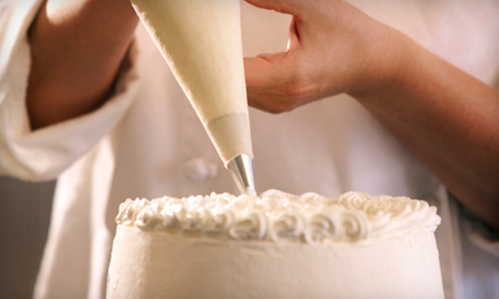 Cincinnati Cake and Candy Supplies - Reading: Buttercream Basics Cake-Decorating Class for One or Two at Cincinnati Cake and Candy Supplies (53% Off)