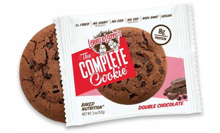 12-Pack of Lenny and Larry's The Complete Cookie 113G: One ($24.95) or Two ($49.95) (Don't Pay up to $94.8)