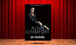 Adam concerts: 1 place pour Alain Chamfort le 05/11/16 à 20H30 à l'Espace Julien à 24 €