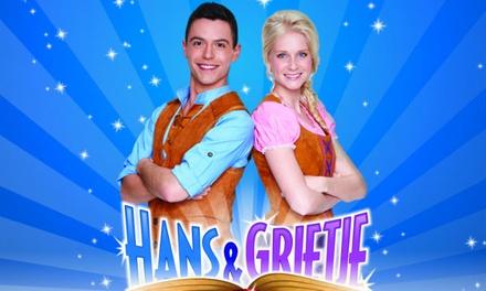 Tickets voor Hans & Grietje de Musical in Stadsschouwburg Velsen in IJmuiden