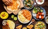 3-Course Indian Dinner + Wine for 2
