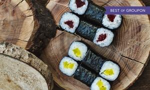 Gurin Sushi: Japońska uczta: zestawy sushi od 16,99 zł w Gurin Sushi (do -41%)