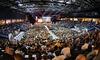 """Marc M. Galal Institut - Rittal Arena Wetzlar: Ticket für das Motivationsseminar """"No Limits!"""" mit Marc M. Galal und Carsten Maschmeyer in Wetzlar (bis zu 81% sparen)"""