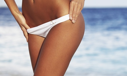Brow or Lip Wax or One or Two Extended Bikini Waxes at Clear Results Skincare (Up to 57% Off)