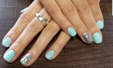 Express Mani-Pedi, Gel Manicure, or Spa Pedicure from Amanda at Dublin Hair and Nails Day Spa (Up to 42% Off)