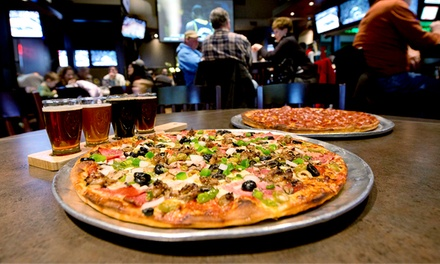 $12 for $20 Worth of Pub Cuisine and Drinks at Village Inn Pizza Parlor