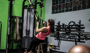 Fit-RX: Five Personal Training Sessions at FiT-RX (45% Off)