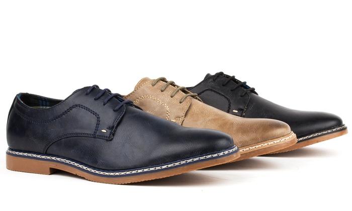 Tony's Casuals Derby Men's Dress Shoes