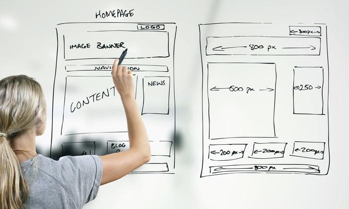 Mills Web Solutions - Albuquerque: Website Design Services at Mills Web Solutions (45% Off)