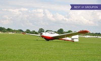Motorglider Flight for Children Over 12 with Three-Month Membership at Bicester Gliding Centre (86% Off)