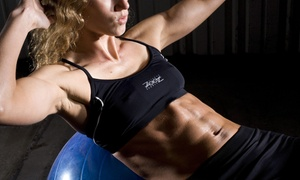 Fit For Life for Women: Three or Six Weeks of Small Group Fitness at Fit For Life for Women (87% Off)