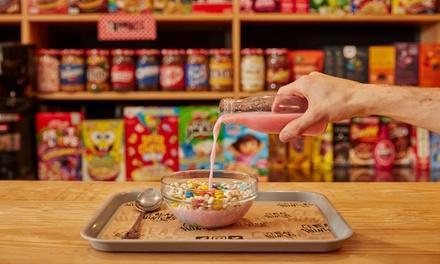 Menú para 2 o 4 con bol mediano de cereales y bebida de leche desde 3,95 € en Cereal Hunters Café Barcelona