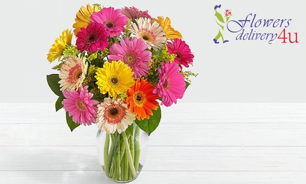 Flowers or Gifts from Flowers Delivery 4 U