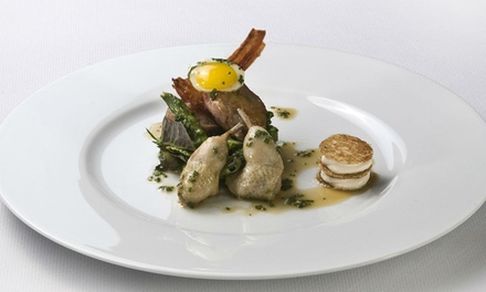 Gastronomisch 5gangendiner + amuses bij Michelinsterrestaurant Kaatje bij de Sluis vanaf 2 pers.