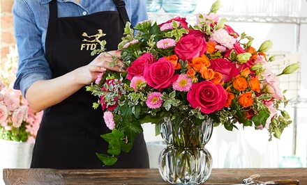 Mother's Day Flowers and Gifts from FTD.com (55% Off)