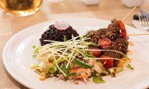 Les 5 Saisons: Entrée, plat et dessert au choix pour 2, 4 ou 6 personnes dès 19,90 € au restaurant Les 5 Saisons