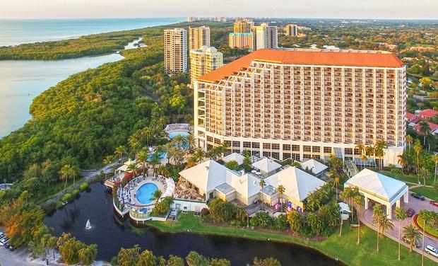 Aaa Naples Fl >> Naples Grande Beach Resort Premium Collection Groupon