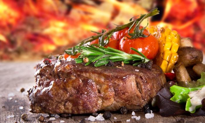 Dalla Padella Alla Brace - Quarto (NA): 1 kg di grigliata mista di carne con vino da 24,90 €