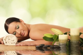 Lotus Pond Relaxation Cove: $36 for $65 Worth of Services — LOTUS POND Relaxation Cove