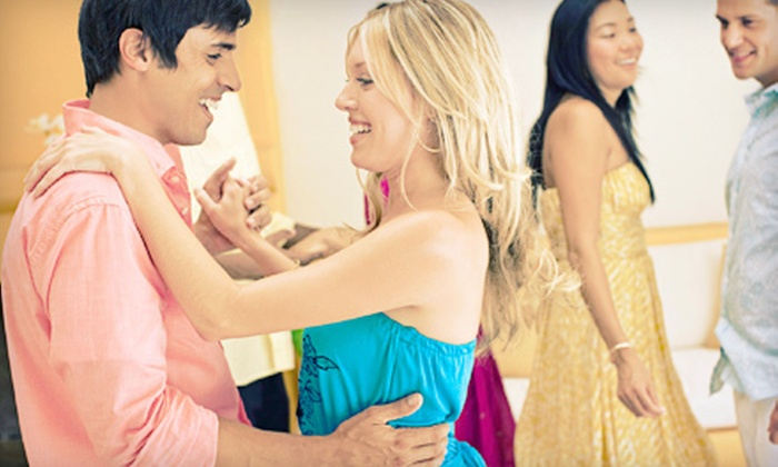 TC Dance Club - Overland Park: $49 for Two Private Dance Lessons, Two Group Classes, and Two Parties at TC Dance Club in Overland Park ($232 Value)