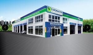 Euromaster France: Bon d'achat de 30 € donnant droit à 60 € pour la révision constructeur dans les centres Euromaster participants (-50%)
