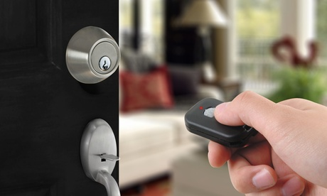 MiLocks Deadbolt with Keyless Entry (INSTEON Compatible for Smartphones) 5410abea-6cc8-11e7-9e37-002590604002
