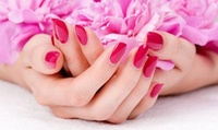 Shellac Manicure or Pedicure ($29), or Both ($55) at OMalley Nails and Beauty (Up to $110 Value)
