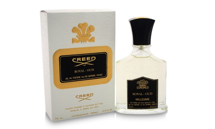 Creed Royal Oud Millesime for Women and Men (2.5 Fl. Oz.)