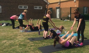 Booty Tone Camp - Herts: 10 Sessions of Mum-Friendly Booty Tone Camp at Booty Tone Camp - Herts, Multiple Locations (67% Off)
