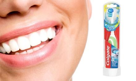 Colgate Dual Action Toothbrush