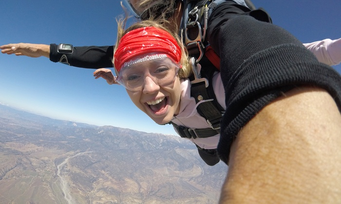 Skydive West Coast