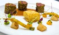 Lunch raffiné en 2 services pour 2 ou 4 personnes dès 24,99 € au restaurant lEtoile des Nuits