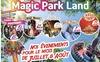 Entrée au Magic Park Land