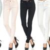 Junior Women's 5-Pocket Skinny Pants