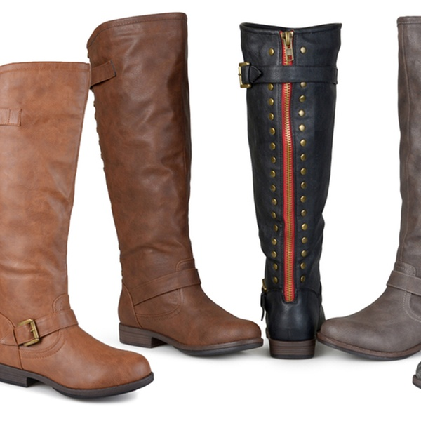 sale to buy best prices Up To 63% Off on Women's Knee-High Riding Boots | Groupon Goods