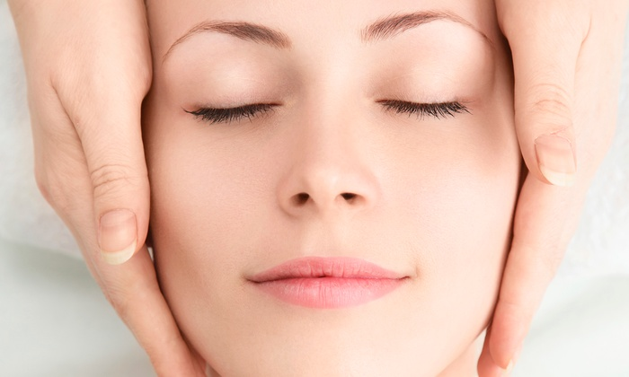 Nancy's Esthetics - Nancy's Esthetics: One or Two Custom Facials with Upper-Body Massages at Nancy's Esthetics (Up to 71% Off)