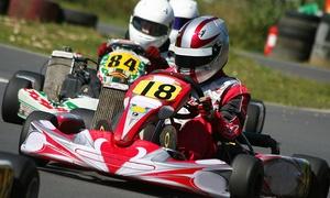 AreaCS: 2 tandas de karting de 12 vueltas para 1 o 2 personas o Mini Gran Premio para 5 o 10 personas desde 14 € en AreaCS