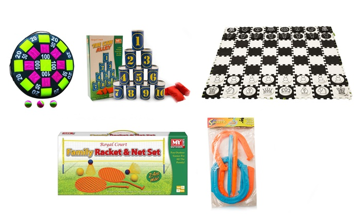Garden games groupon goods for Gardening 4 less groupon