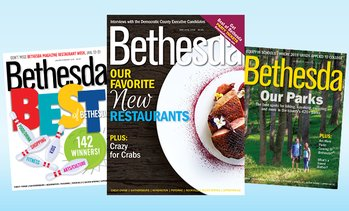 Up to 60% Off Subscription to Bethesda Magazine