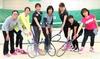 大阪・兵庫・奈良など関西20店舗 キッズ~上級者までテニス教室(入会金等込み) 3ヵ月(全12回)