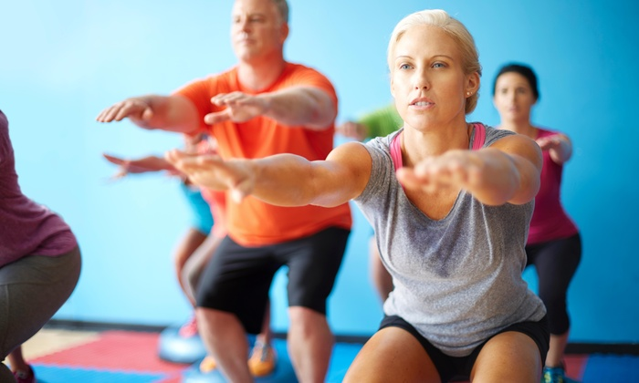 ZooCity Fitness & Personal Training - Oshtemo: Four Weeks of Unlimited Boot-Camp Classes at ZooCity Fitness & Personal Training (70% Off)