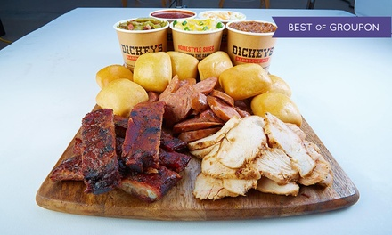 Barbecue Meats and Sides - Dickey's Barbecue Pit | Groupon
