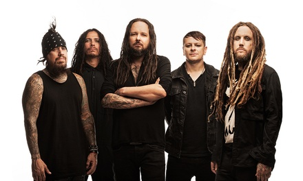 KoRn & Alice in Chains with Underoath, and Ho99o9 on Saturday, August 3, at 6 p.m.