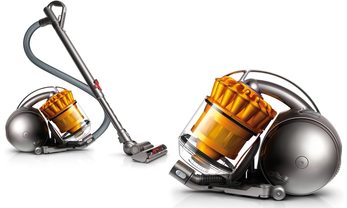 Dyson DC39 Multifloor Canister Vacuum (Certified Refurbished): Dyson DC39  Multifloor Canister Vacuum ...