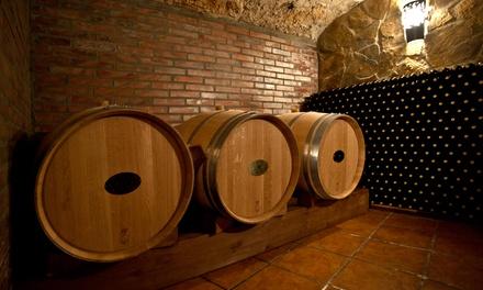 Visita y cata de vinos de alta gama en las salas de crianza para 2, 4 o 6 personas desde 14,99 € en Bodega Cap de Ruc
